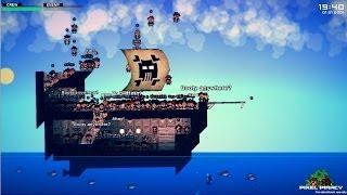 Знакомство с Pixel Piracy