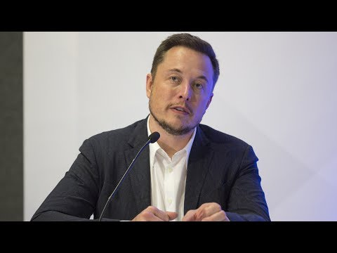 SPACE X BY ELON MUSK