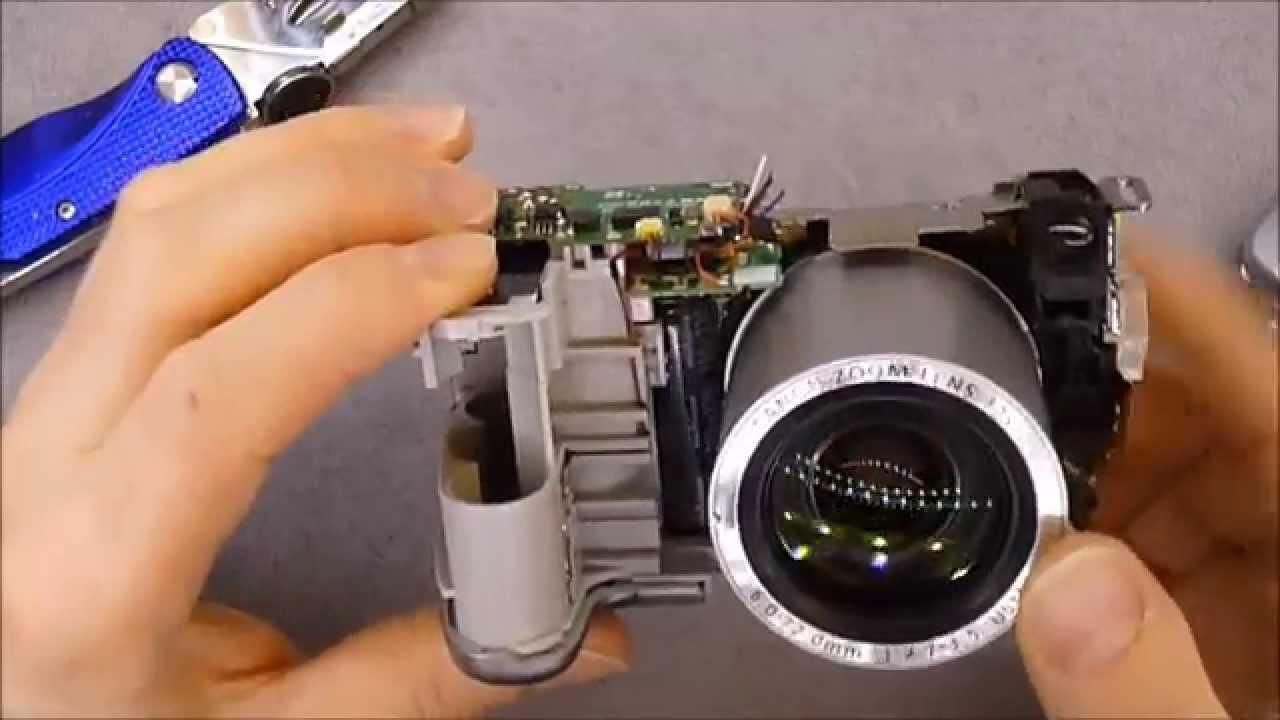 canon s2 is teardown part 1 youtube rh youtube com canon powershot s2 is repair manual Canon Camera User Manual