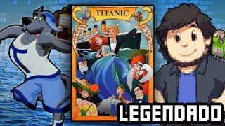 JonTron - Titanic: A Lenda Continua (Legendado PT-BR)