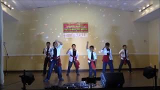Gambar cover Jashn-E-Ishqa/Malhari Dance