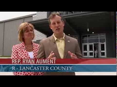 Rep. Aument's Legislative Report: Spooky Nook Sports Facility