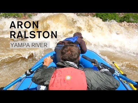 Yampa River Raft Flip with Aron Ralston