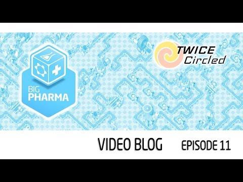 Big Pharma Vlog #11 - Entire game playthrough pt1