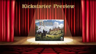Rurik: Dawn of Kiev - Board Game Spotlight