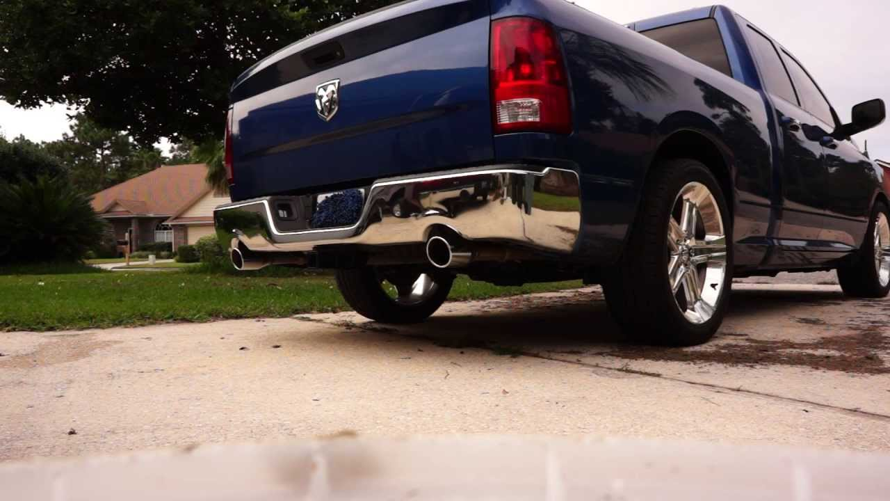 Dodge 5 7 Hemi >> 2011 Ram 1500, JBA Headers, Straight Pipe No Resonators, 5 ...