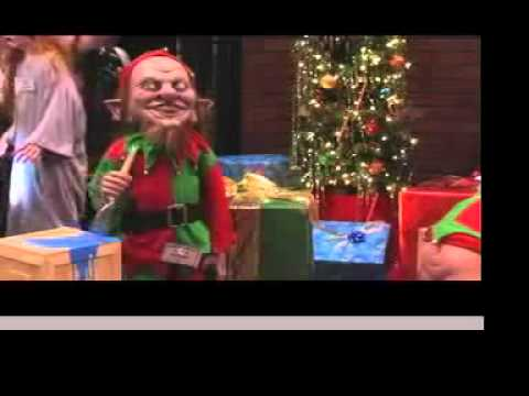 horrordome christmas animatronics santa mrs claus and the elves - Christmas Animatronics