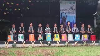Grup Perkusi Anak-anak SD Tunas Global Depok