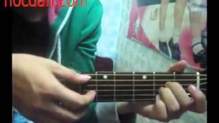 Hướng dẫn chơi bài Yên Bình guitar