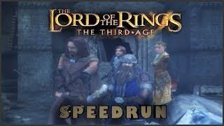 LOTR: The Third Age PS2 Speedrun Any% (old pb)(Easy) (5:19:09)