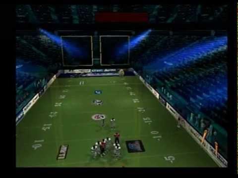 EA Sports Arena Football - Philadelphia Soul vs. L.A. Avengers - Full Game