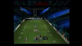 EA Sports Arena Football - Philadelphia Soul vs. L.A. Avengers - Full Game