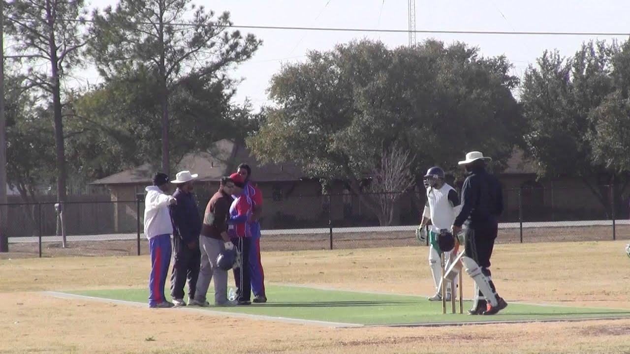 Hunters Vs Gladiators Part 1 2014 Longhorns Premier League Dallas Cricket