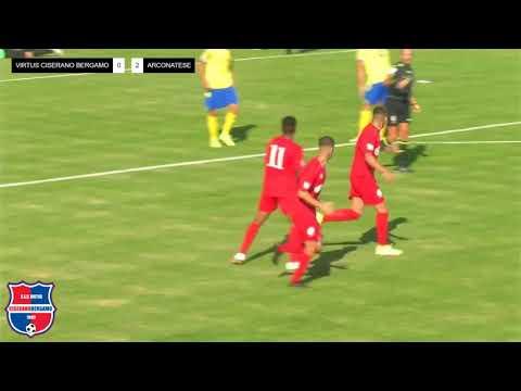 Virtus Ciserano Bergamo-Arconatese 2-2, 5° giornata di andata Serie D girone B 2021-2022