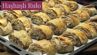 Haşhaşlı Rulo Tarifi - Naciye Kesici - Yemek Tarifleri