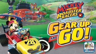 Mickey and the Roadster Racers: Gear Up And Go - Get Roadster Ready (Disney Junior Games)