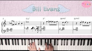 7 Jazz Piano Left Hand From Famous Jazz Pianists