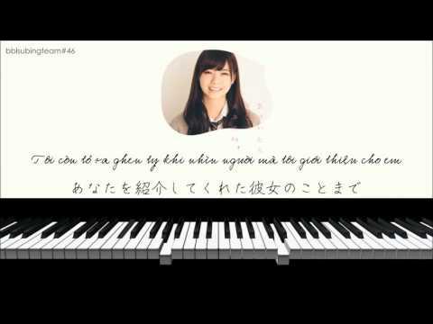 [Vietsub][Piano] Kizuitara Kataomoi (Bản fix)