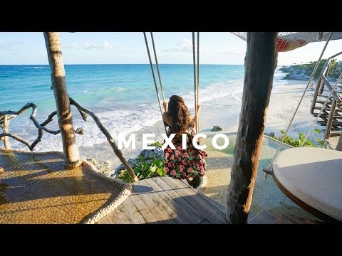 Epic Treehouse Hotel! // 24 Hours in Tulum, Mexico