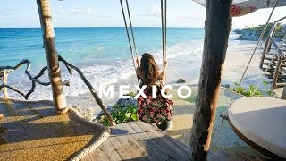 Epic Treehouse Hotel! 24 Hours in Tulum, Mexico