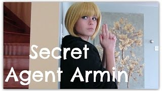 Attack on Titan - Secret Agent Armin