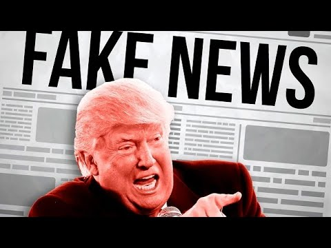 Trump's catch-phrase 'Fake News' is word of the year