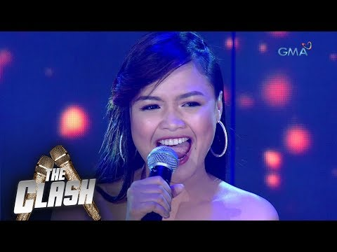 The Clash: Melbelline Caluag sings Diana Ross hit song