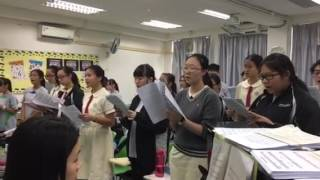 Gambar cover Tai Po Sam Yuk Secondary School Christmas Carol Rehearsal