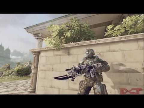 ★ Gears of War 3 : Modded Custom Skins By [DcP TEAM]