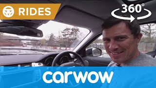 Range Rover Evoque review with 360 degree camera – Mat Watson