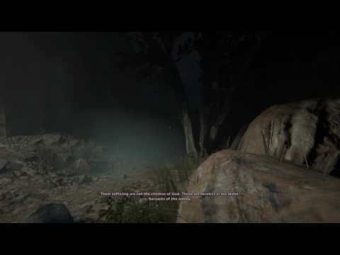 Outlast 2 Part 5 Of course there is a corn field