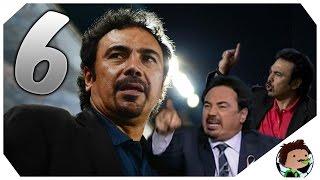 6 Declaraciones Arrogantes y locas de Hugo Sanchez | MicroTOP