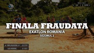 Exatlon Romania Sezonul 2 - Finala Fraudata