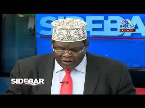 SIDEBAR: A panel of lawyers discussing the political crisis that Kenya is in