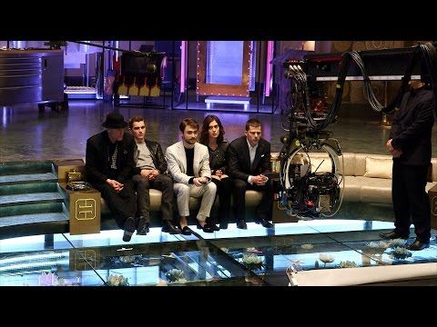 'Now You See Me 2' Behind the Scenes