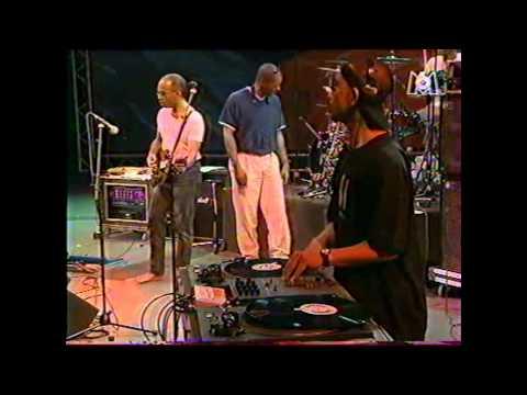 Buckshot Lefonque à Jazz à Vienne en 1997