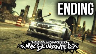 Need for Speed Most Wanted 2005 ENDING Gameplay Walkthrough - FINAL PURSUIT & RAZOR