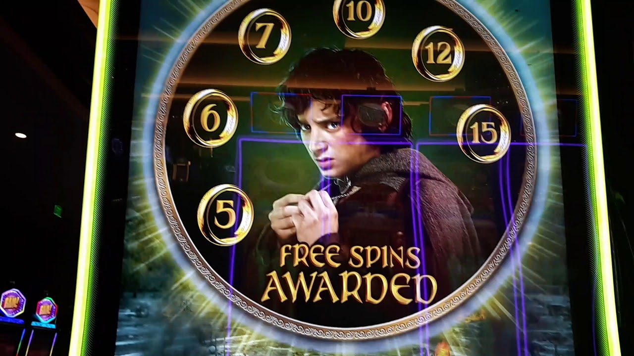 Free Lord Of The Rings Casino Game Online