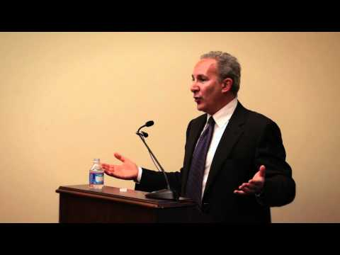 What About Money Causes Economic Crises? with Peter Schiff - Ron Paul Money Lecture Series, Pt 3/3