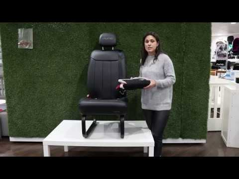 Car Seat Booster Review For Traveling With Kids Immi Go Bubble Bum