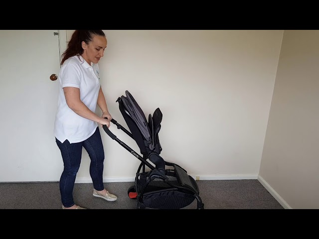 ICandy Raspberry Pram Review
