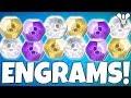 Destiny 2: Insane Engram Opening! 10+ Exotic, Legendary & Bright Engrams!