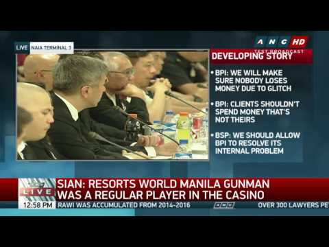Resorts World Manila admits lapses in security