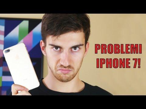 I 10 PROBLEMI di IPHONE 7!