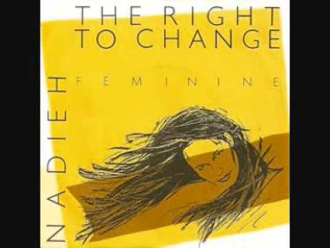 Nadieh - The Right To Change