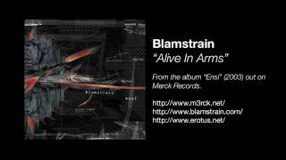 Blamstrain - Alive In Arms