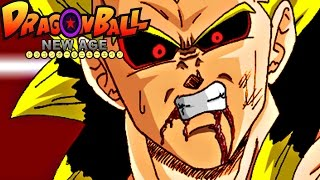 Dragonball: New Age - Fan Manga Review! Chapter 5 & 6 + 100% SSJ4! Vegeta Vs Rigor & More!