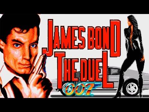 James Bond 007: The Duel walktrough (Sega Mega Drive/Genesis)
