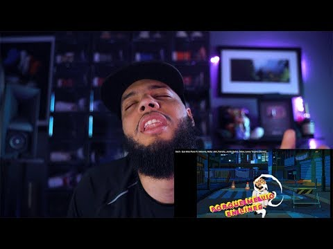 [Reaccion] Sech - Que Mas Pues Maluma, Nicky Jam Farruko Justin Quiles Dalex Lenny Tavárez Remix