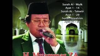 Download H.Muammar ZA Surah At-Takwir Full Tilawah